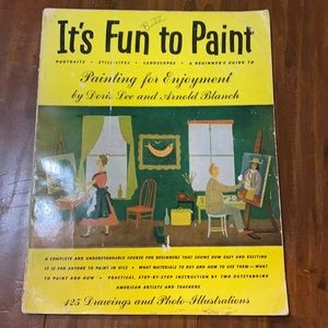 It's fun to paint: Painting for enjoyment book